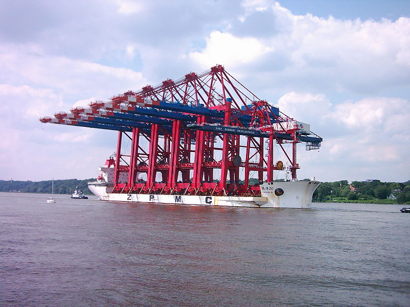 Wps Port Of Hamburg Port Commerce