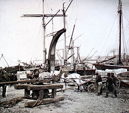 Port of St. Petersburg - 1896