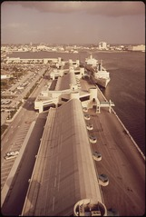 Miami Cruise Terminals<br>July 1972
