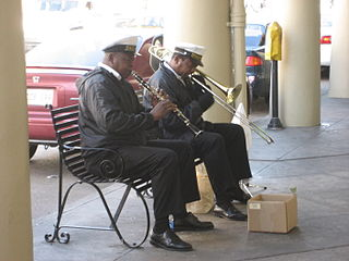 Jazz in the French Quarter - New Orleans