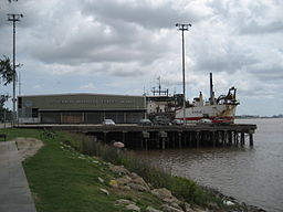 Governor Nicholls Wharf<br>French Quarter