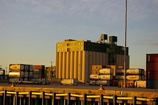 Grain Elevator -  Port of New Orleans