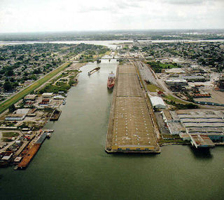 Industrial Canal - New Orleans